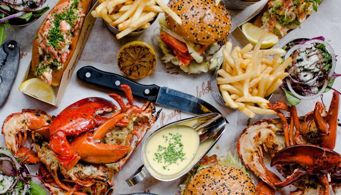 Manchester restaurant offers ~ Burger & Lobster