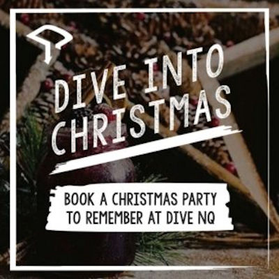 Christmas In Manchester Restaurants - Dive NQ