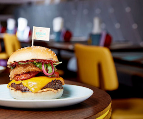 Restaurant Offers in Manchester ~ GBK Manchester Spinningfields