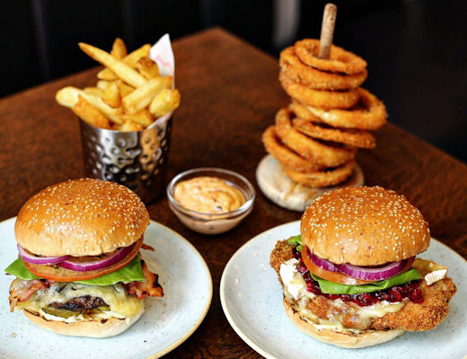 Restaurant Deals in Manchester ~ GBK Manchester Spinningfields