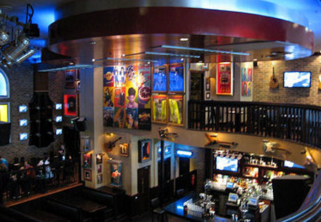Hard Rock Cafe at The Printworks Manchester