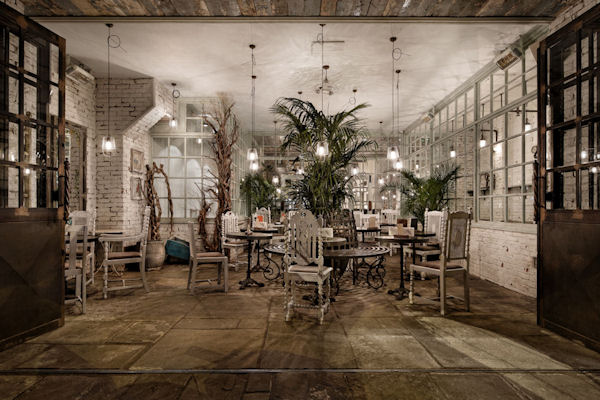 Christmas In Manchester Restaurants -  Botanist