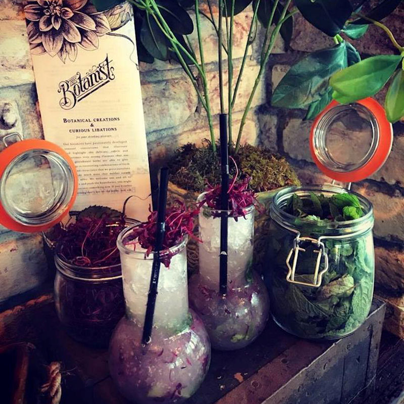 The Botanist MediaCityUK