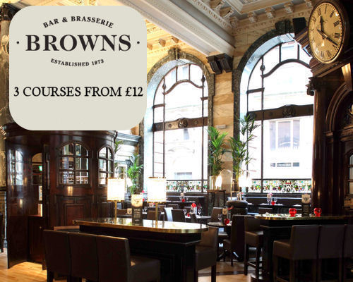 click here for Browns Manchester