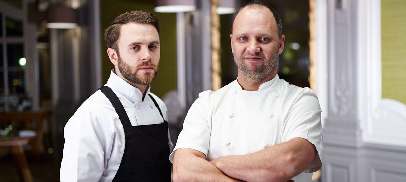 The French - Adam Ried & Simon Rogan