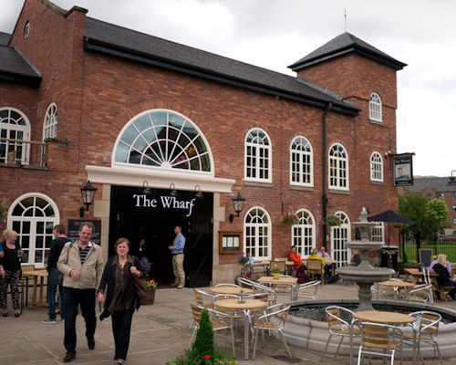 The Wharf Manchester