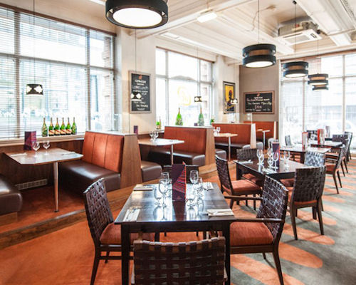 Top Manchester Restaurant Offers - Lounge Bar