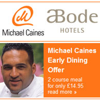 Michael Caines Restaurant Manchester