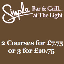 Simple at The Light Restaurant Manchester