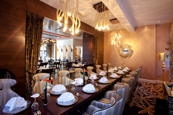 Christmas In Manchester Restaurants - Chaophraya