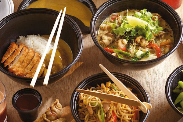 Japanese Restaurants in Manchester ~ Wagamama Spinningfields