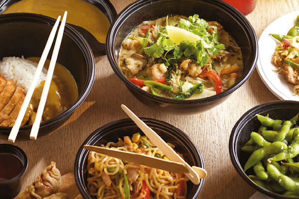 Christmas In Manchester Restaurants - Wagamama