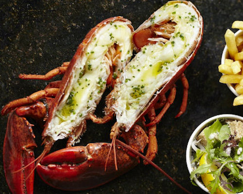 Manchester restaurant offers - Steak & Lobster Manchester