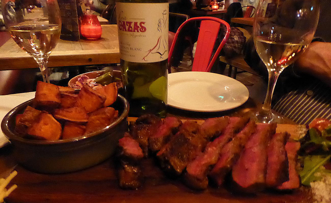 El Capo Manchester review