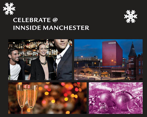 Christmas In Manchester Restaurants - Street On First