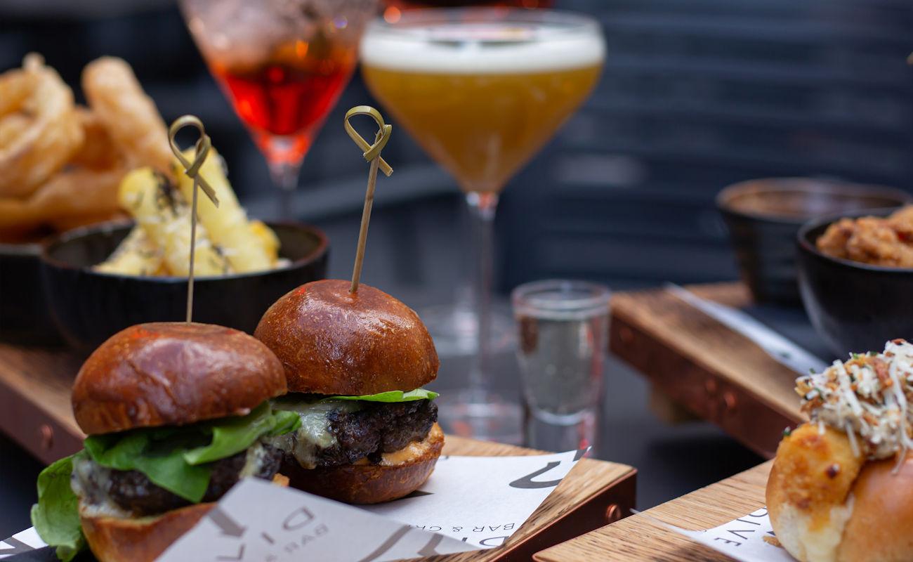 American Restaurants in Manchester - Dive Manchester