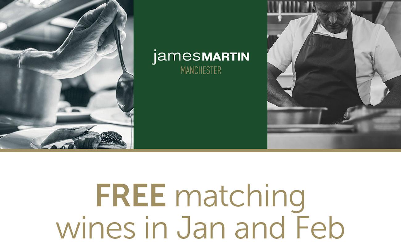 James Martin Manchester