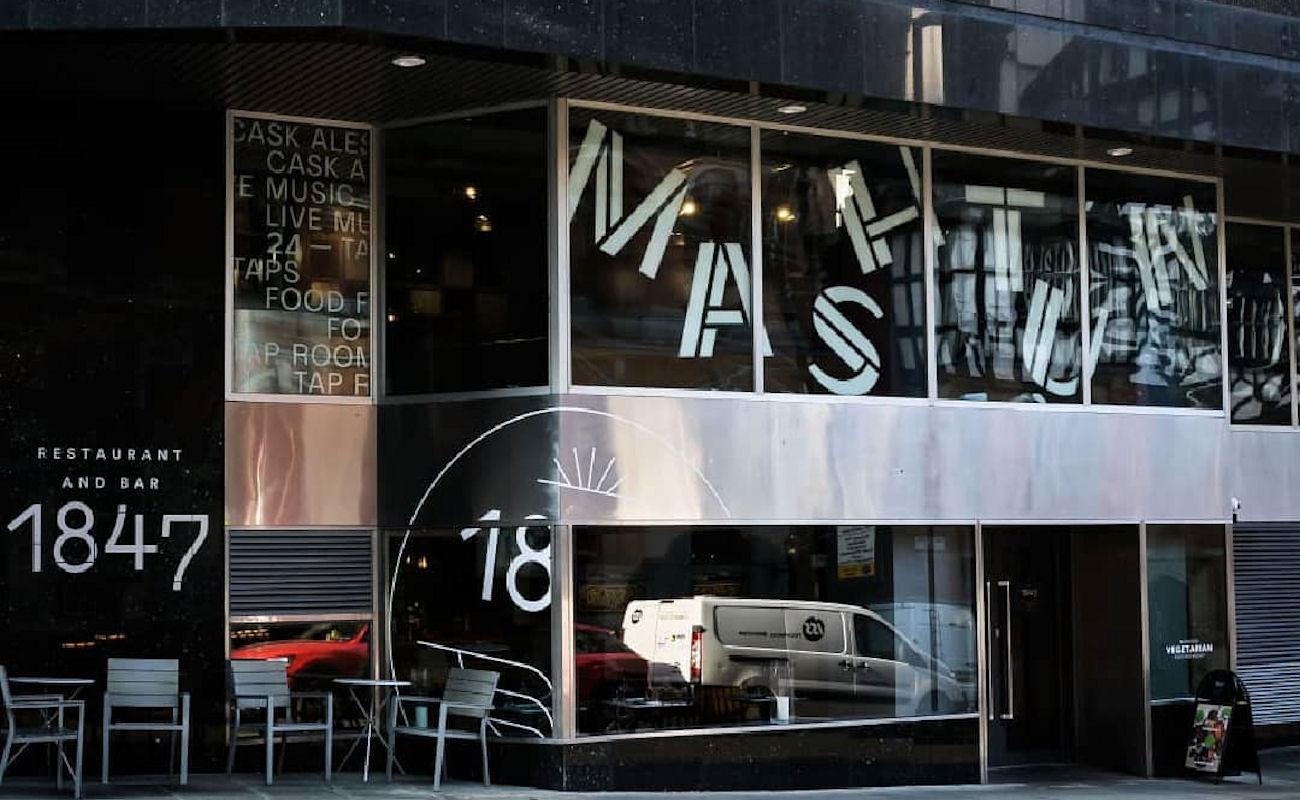 Mash Tun Manchester
