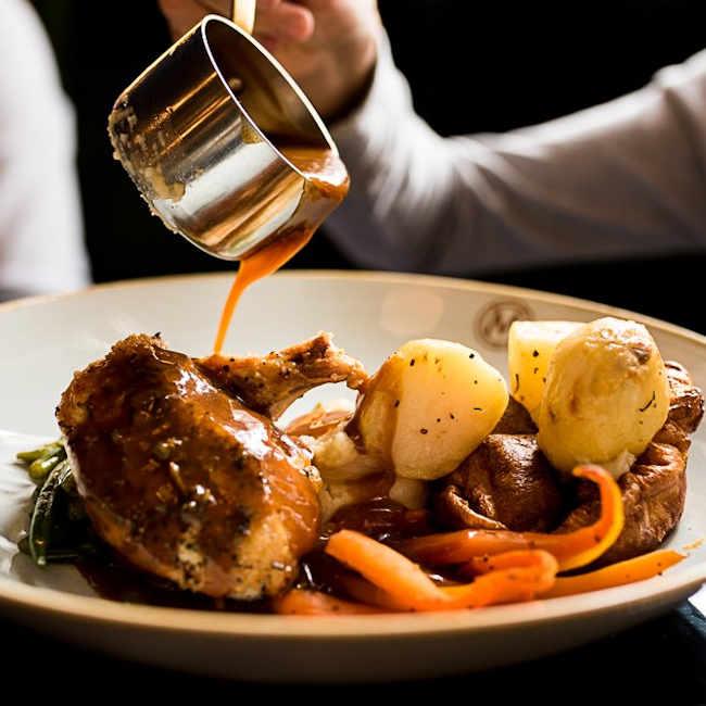 Manchester Restaurants - Masons Manchester