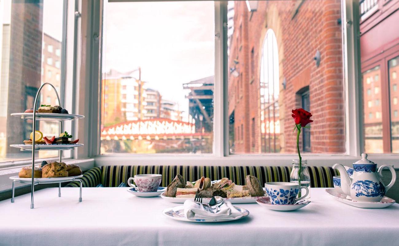 V&A Afternoon Tea