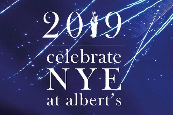 Manchester Bars New Year's Eve ~ Albert's Shed