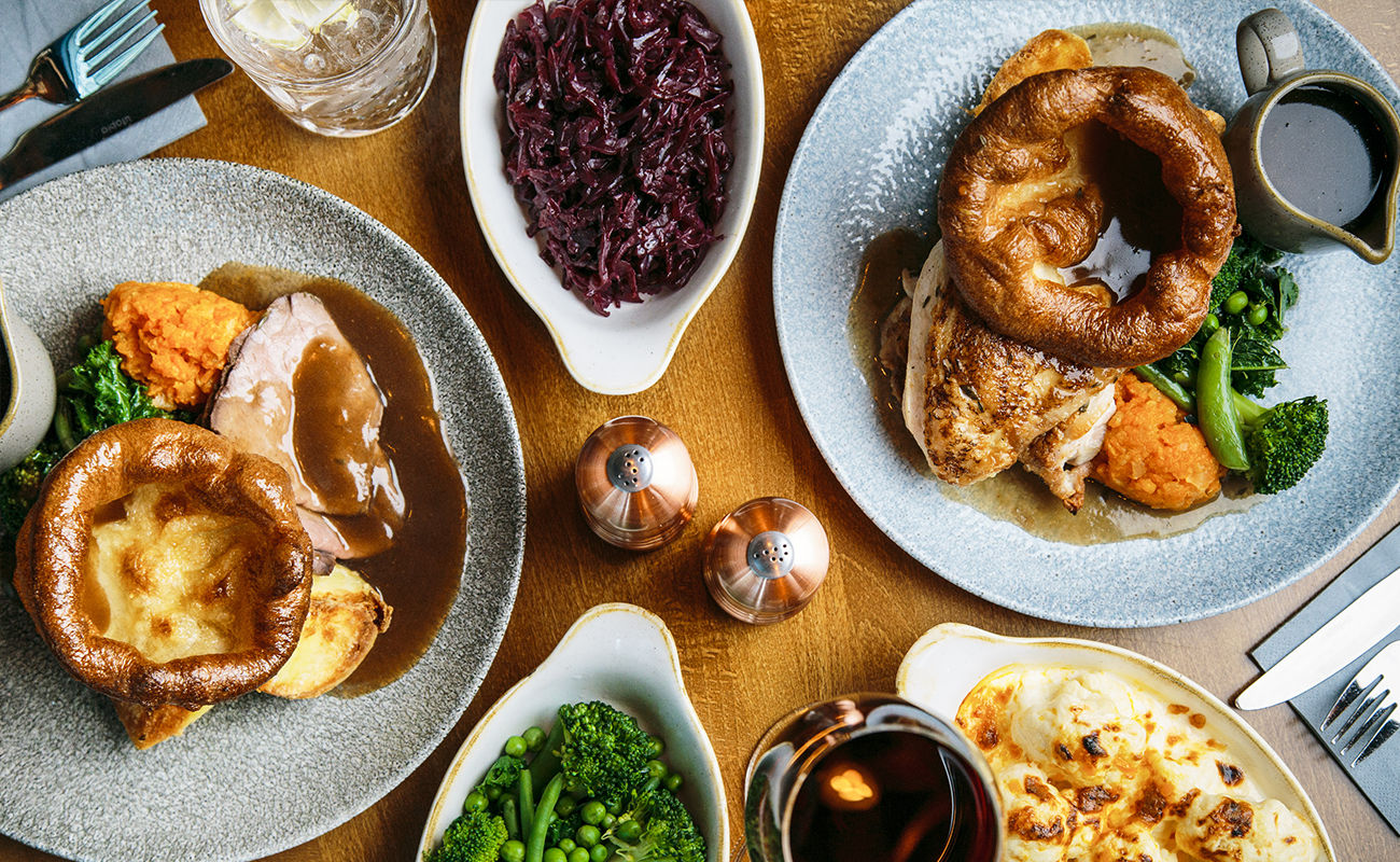 Manchester Restaurants ~ The best Sunday lunch in Manchester