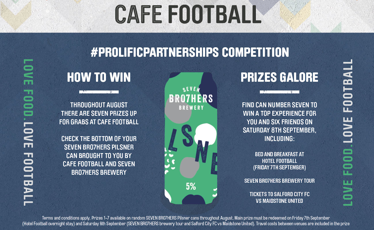 Cafe Football Manchester
