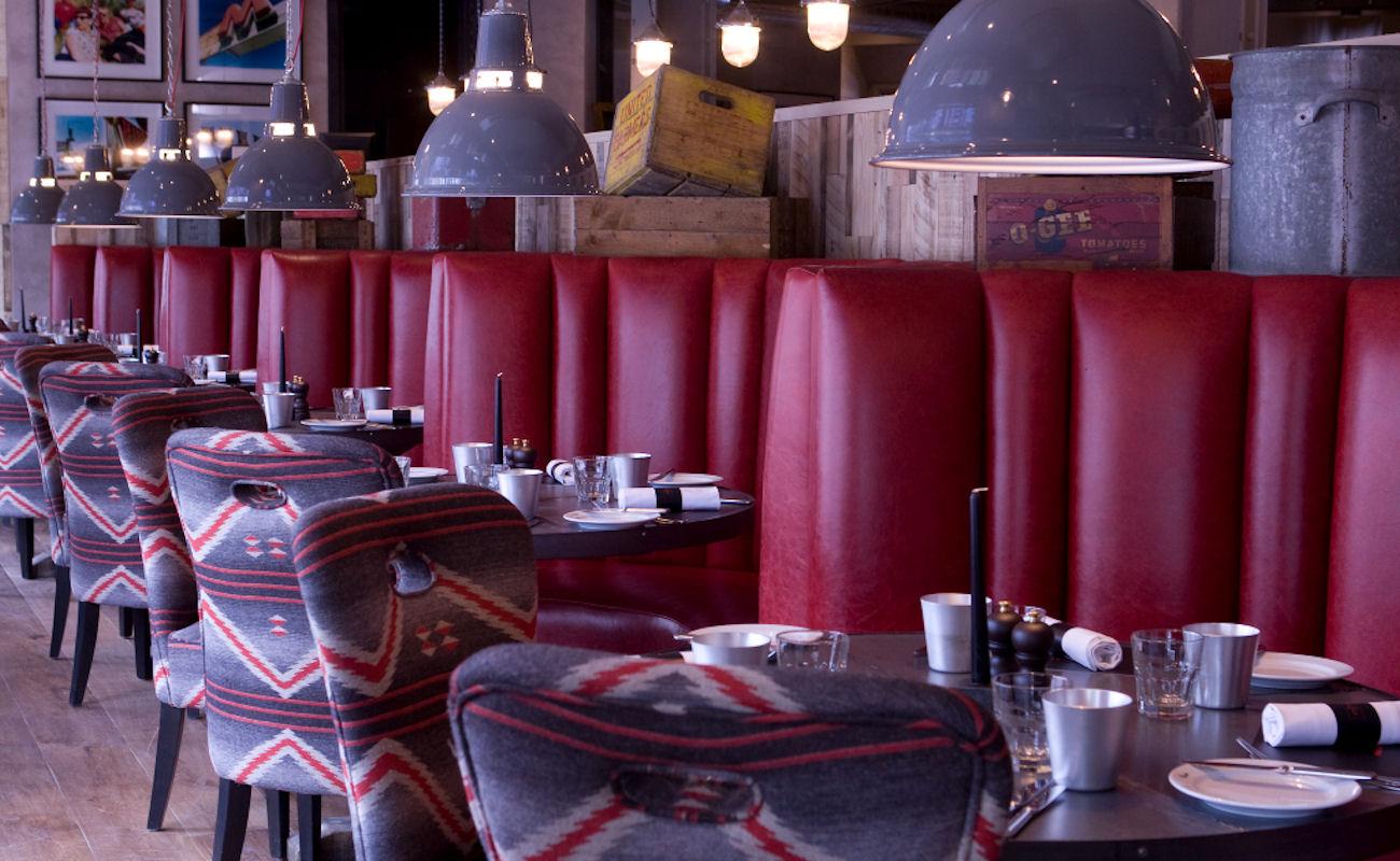 Restaurants near Manchester Apollo - Chez Mal