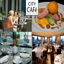 City Cafe Manchester