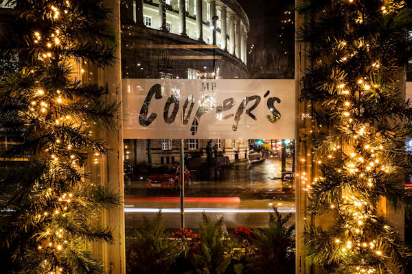 Christmas Offers Restaurants in Manchester - Mr Coopers