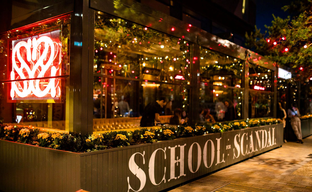 School for Scandal Manchester