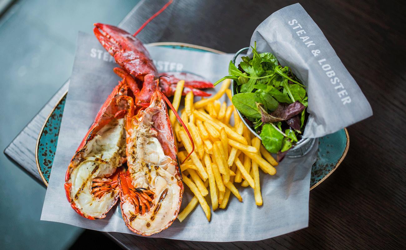 Manchester Restaurants ~ Steak & Lobster Manchester