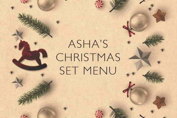 Christmas Offers Restaurants in Manchester ~ Asha's Manchester