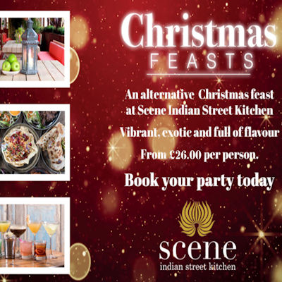 Christmas Offers Restaurants in Manchester ~ Scene Manchester