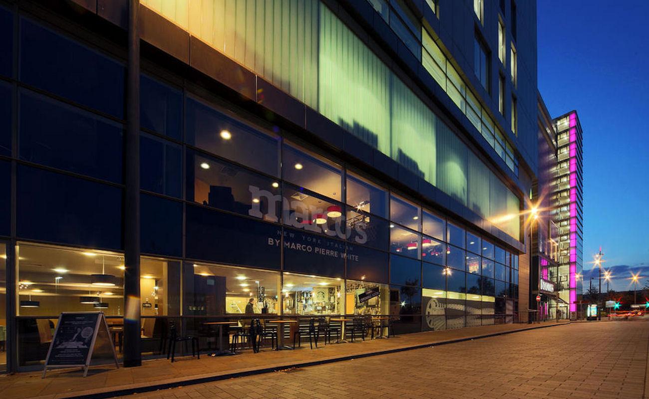 Manchester Restaurants ~ Marco's New York Italian