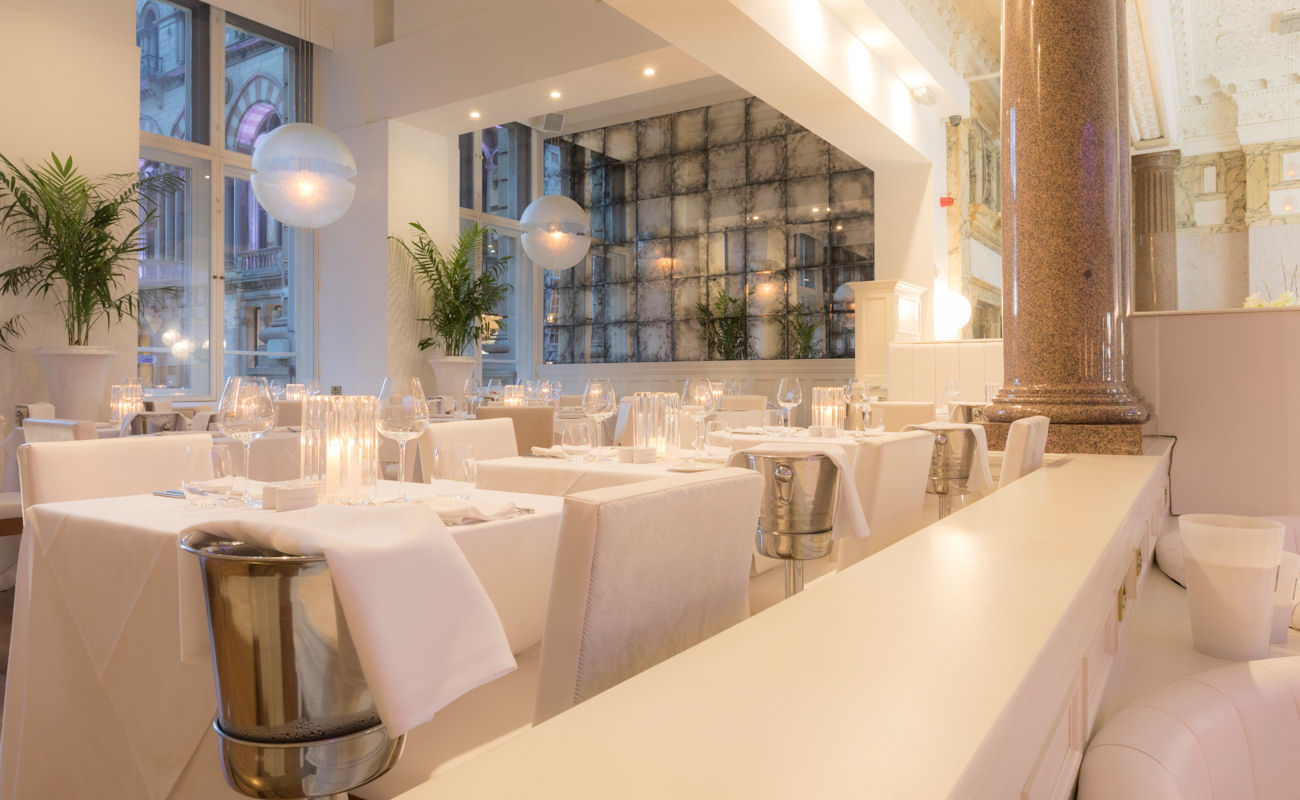 Restaurants Of Manchester - Rosso Manchester