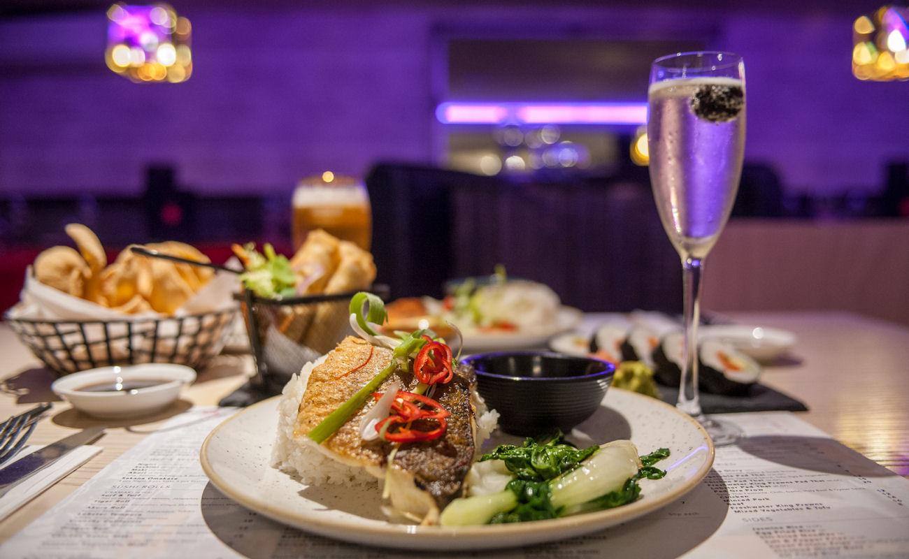 Sakana Restaurant Manchester