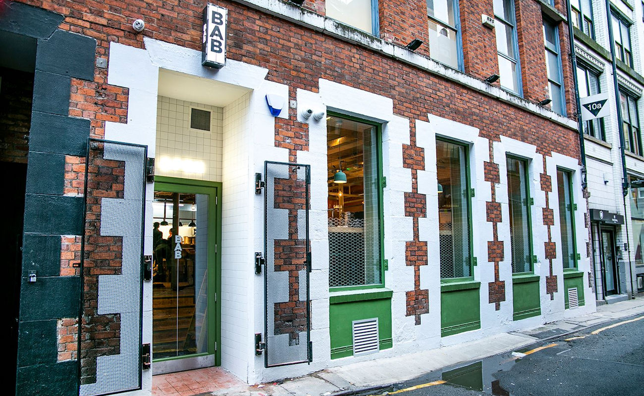 Restaurants in the Northern Quarter Manchester ~ BAB Manchester