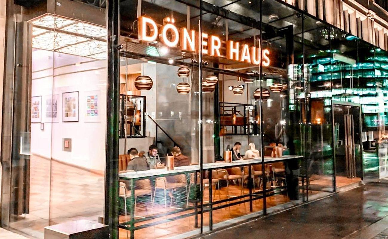 Manchester restaurants - Doner Haus Manchester