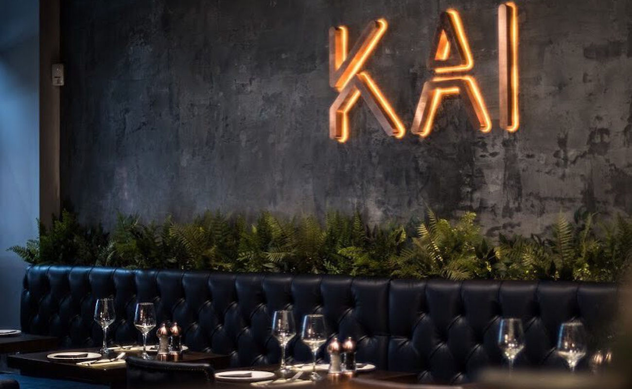 Kai Restaurant Manchester